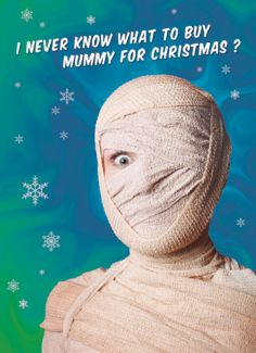 I never know what to buy mummy for Christmas?