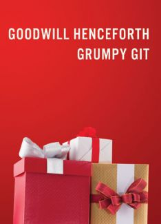 Goodwill Henceforth Grumpy Git