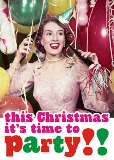 this Christmas it's time to Party!!