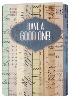 Have a Good One Arco Card