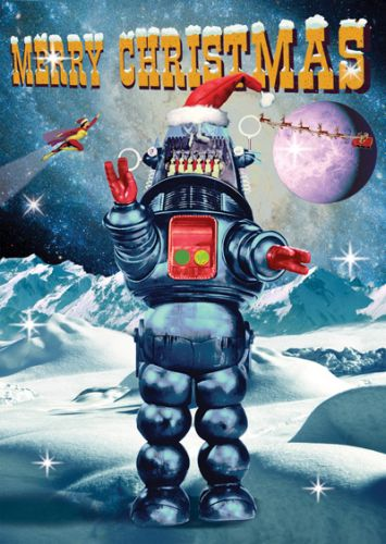 Merry Christmas (Robby) x 5 Pack