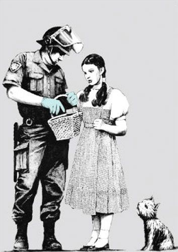 Dorothy Searched