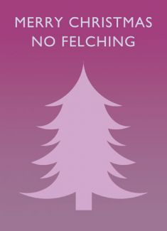 Merry Christmas No Felching