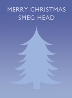 Merry Christmas SMEG HEAD