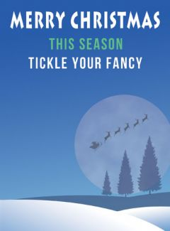 This Season Tickle Your Fancy