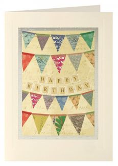 Birthday Bunting Layers Card