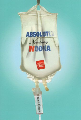 Absolutly Necessary IVodka