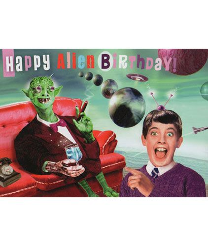 Happy Alien Birthday!
