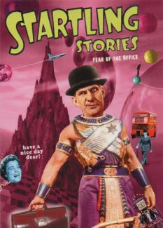 Startling Stories - Fear of the Office