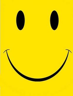 Acid House Smiley Face