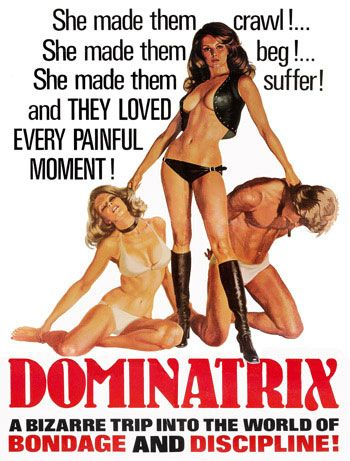 Dominatrix - They love every painful moment